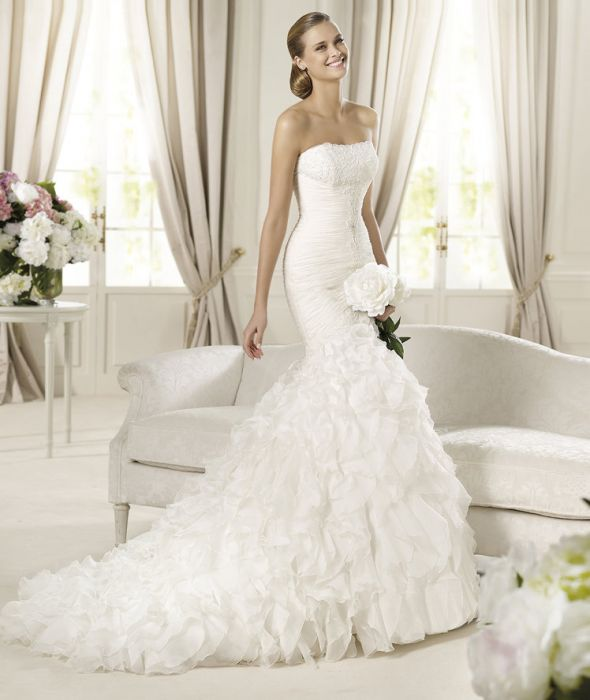 Prices for glamour collection pronovias ????