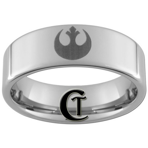 Spinoff Time Post Your Favorite NerdyUnusual Wedding Rings