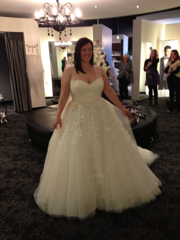 Plus Size Wedding Dress Shops Chicago - Evening Wear