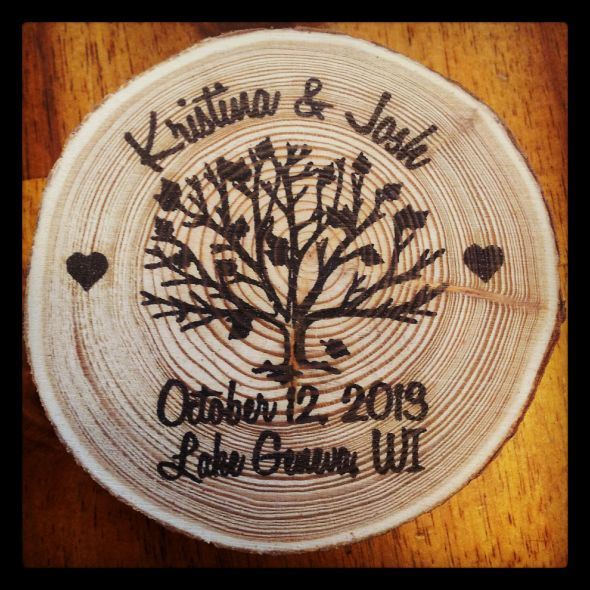 Etsy Inspired Save the Dates!
