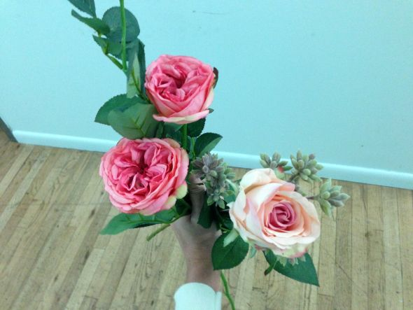 Silk flower bouquet does it look real picture heavy opinions silk flower bouquet does it look real picture heavy opinions please mightylinksfo