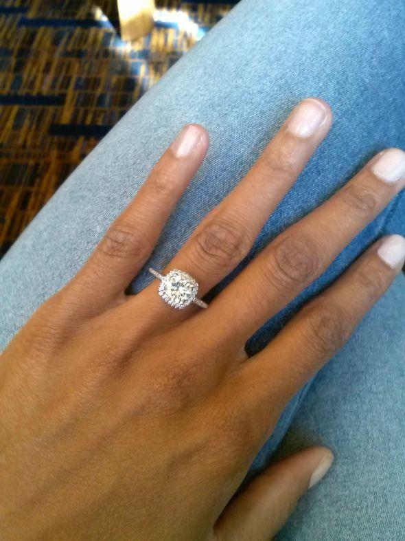 77 Wedding Ring On Pinky Finger