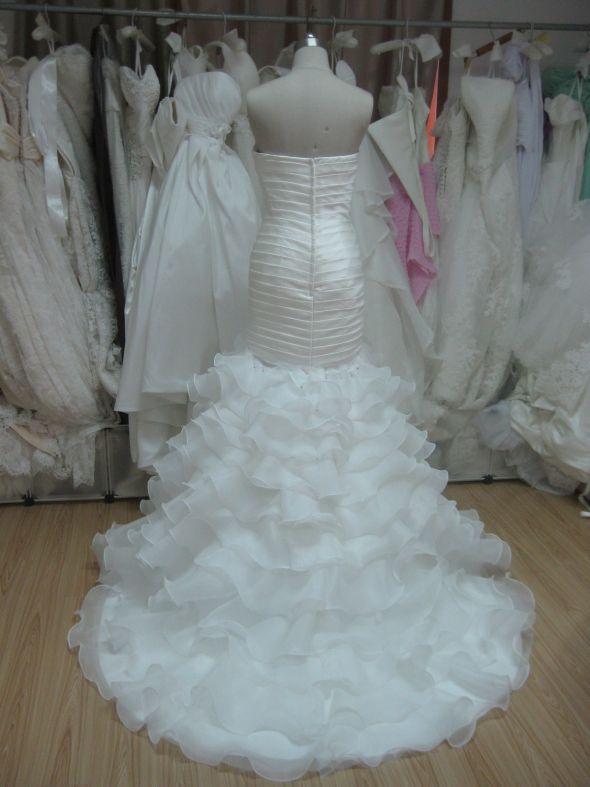 Mid production Jasmine Bridal Shop pics! Critiques wanted!