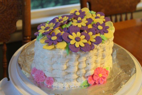 Anyone else take a Wilton Course ever wedding cake wilton course diy