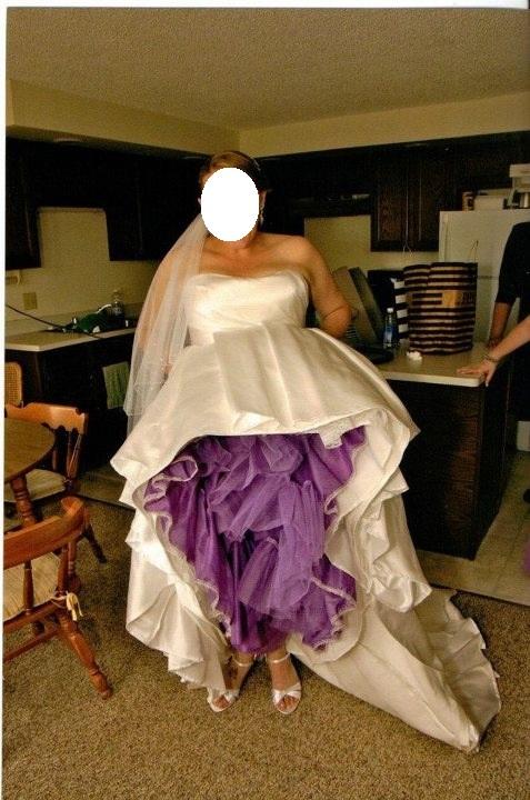 Dying petticoats