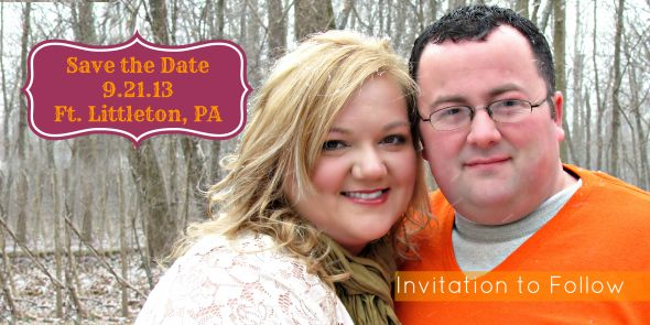 DIY Photo Save the Dates