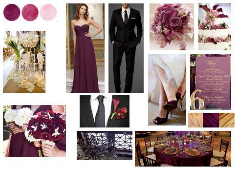 January Wedding Colors | Wedding Ideas