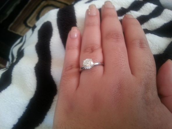 Is my ring too small on my chubby fingers