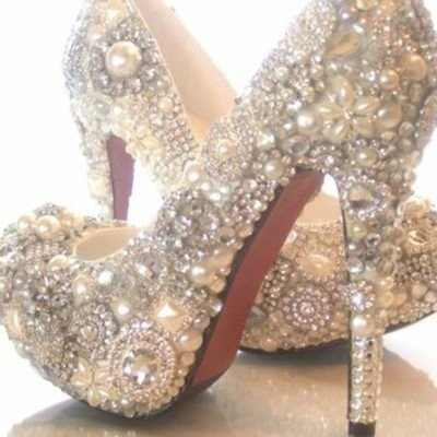 DIY BEST JEWELED shoes EVER!!! ONLY $$28.00