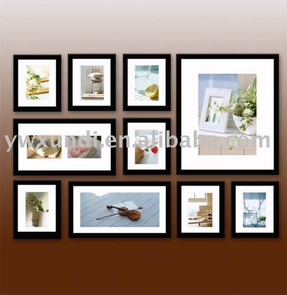 Did You Hang A Large Wedding Picture In Your Home