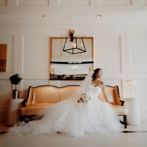 Show Me Your Ceremony AND Reception Dresses