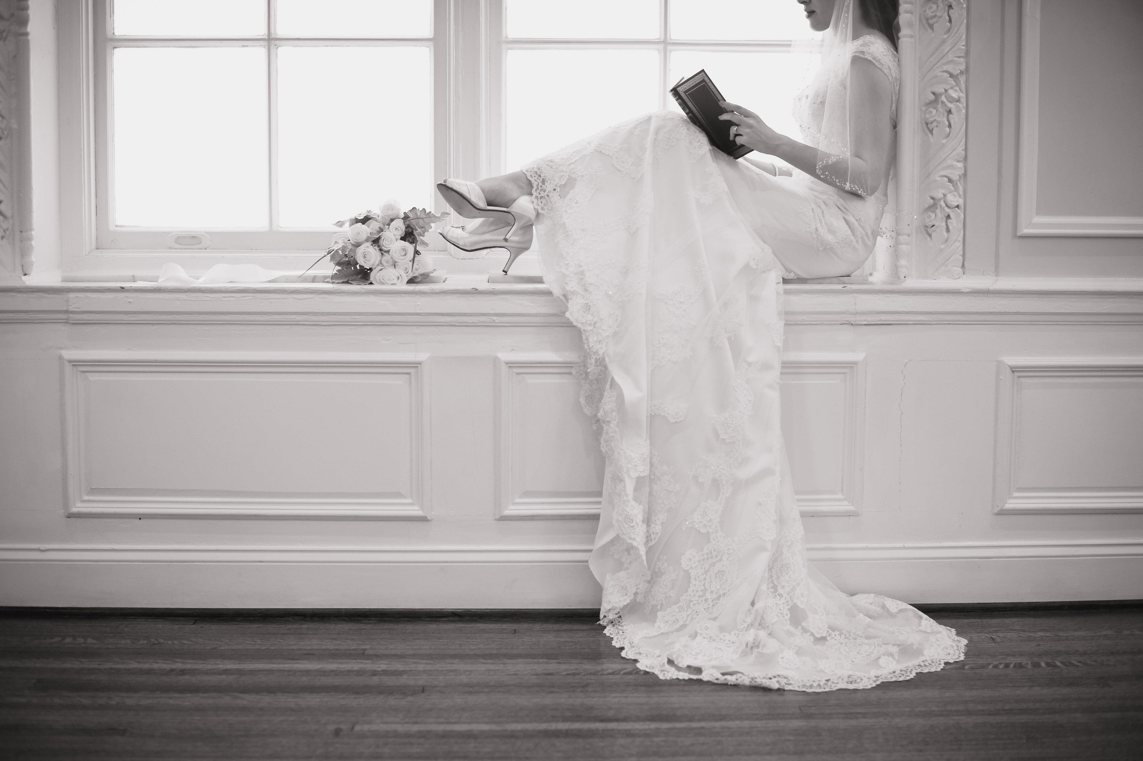 Pride And Prejudice Wedding Details