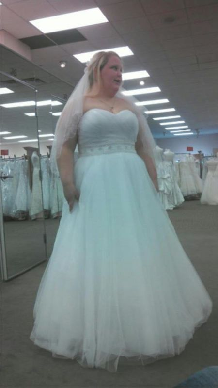 Show me your high-waisted, princessy, tulle skirt, ball gown!
