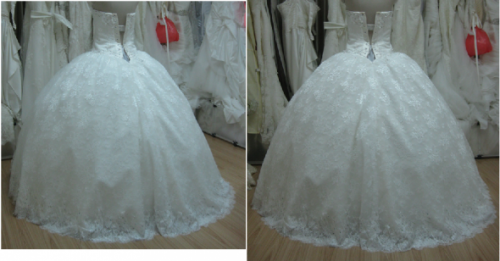 Jasmine\'s Bridal Shop – My Pnina Tornai replica