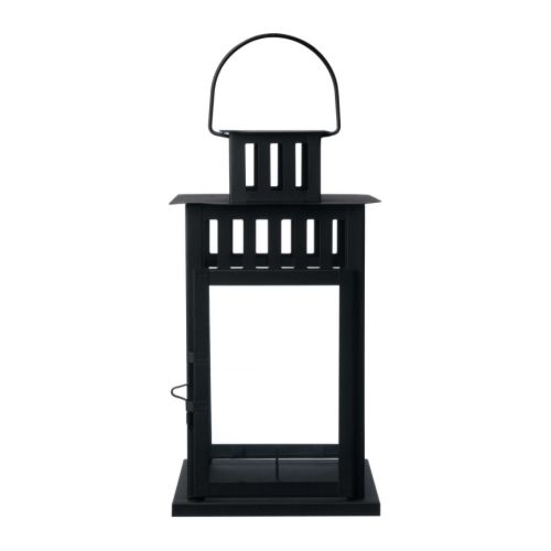 The Perfect Black Lantern for Centerpieces?:) - Weddingbee