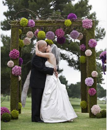 Gazebo Decor Please Help Wedding Gazebo Decor Diy Gazebo Pomanders