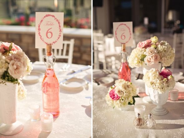 Indoor Shabby Chic Wedding « Weddingbee Boards