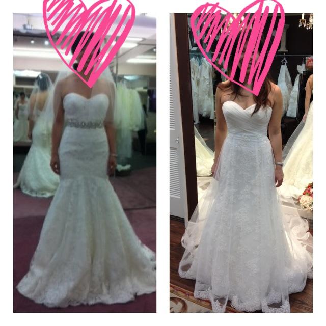 Mermaid Vs A Line Lace Dresses,Wedding Flower Girl Dresses Light Blue