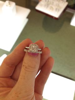 OPINIONS WANTED Trying to choose wedding band