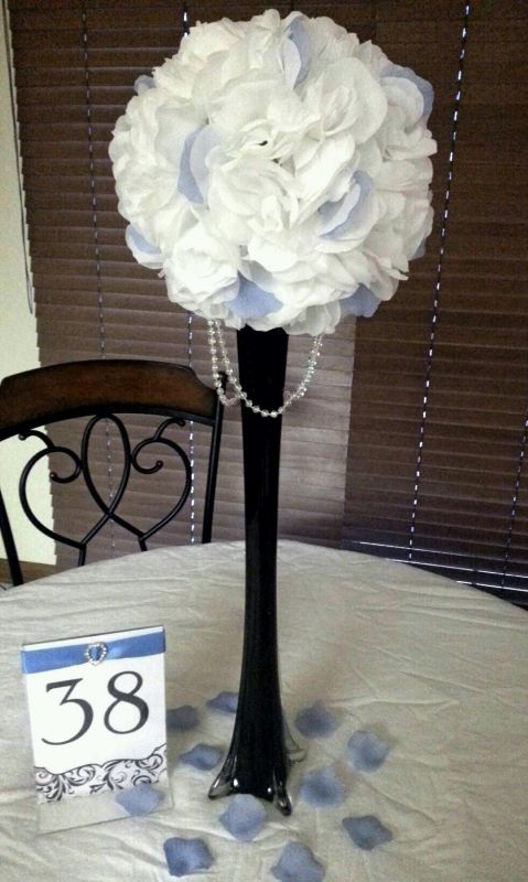 Table Decor Any Ideas??
