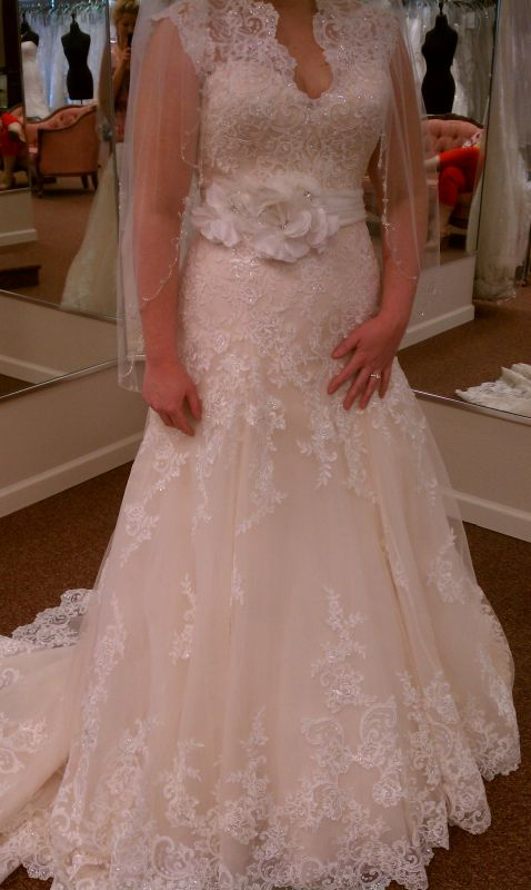 My Dress!! Allure 8965