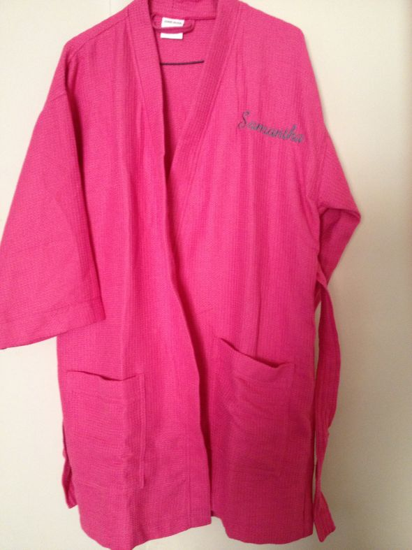 Our $20 robes have arrived!!