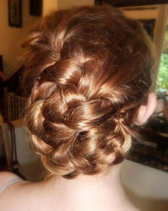 что длинные, красивые и потрясающе самые все виды кос выпускной короткие. делать самые разные