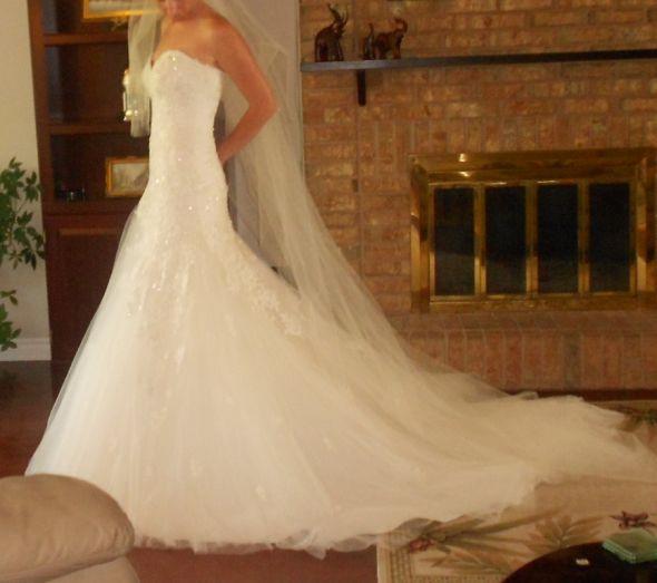 Ceremony Vs Reception Dress: Help Pls -BOUGHT 2 Dresses, Which Do I Wear? Sophia Tolli