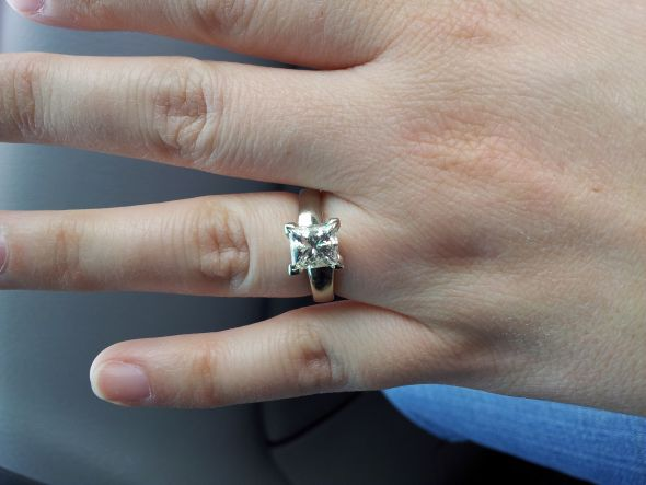 Pawn Shop Engagement Rings!