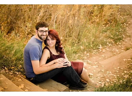 Engagement Pictures - Outdoor fall session :)