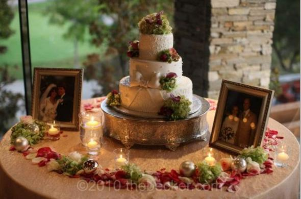 wedding Cake Table posted by CourtneyCrocker 2 years ago