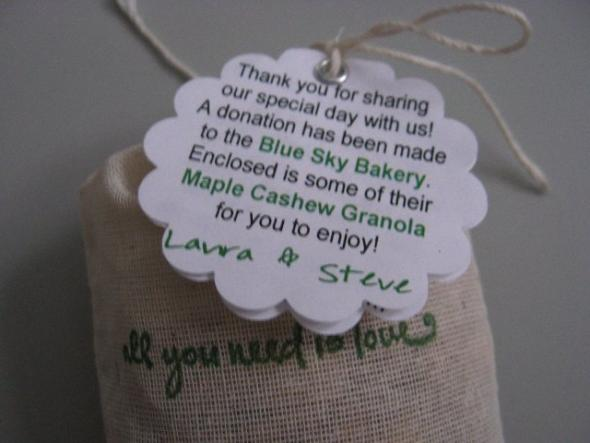 Baby Shower Favor Saying Quotes