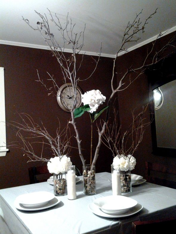 Working Version: Rustic Centerpieces