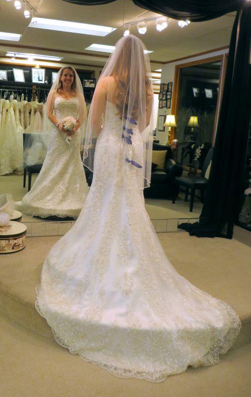 Plain Veil With Lace Dress 57 Off Pramdragerfesten Dk
