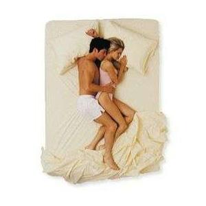 What's your sleep style? : wedding Spoon