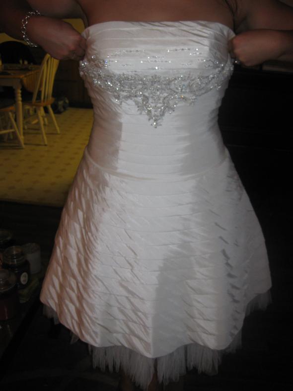 My Rockin 39 Reception Dress and Wedding Gown wedding casablanca