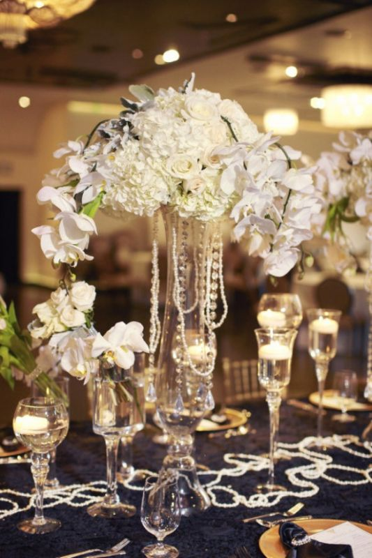 Centerpieces weddingbee