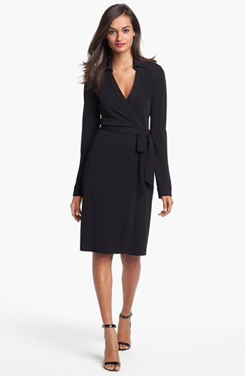 Did anyone wear DVF wrap dress for engagement photos?