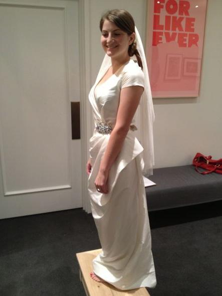 JCrew Fall 2013 Wedding Dresses Advice Needed