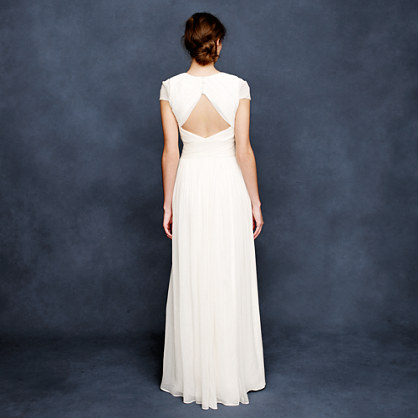 Formal Bmaid dresses with not-so-formal wedding gown ?