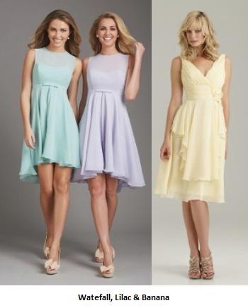 Bridesmaid Dresses Help Please