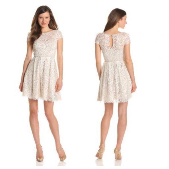 Need help deciding on dress for courthouse wedding