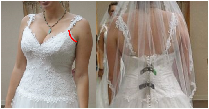 Alterations Help! Can You Get a Bras Sewn Into a Dress?!