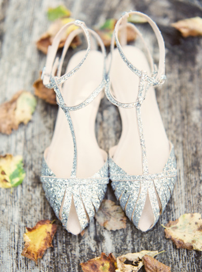 Sparkly wedding shoes junglespirit Choice Image