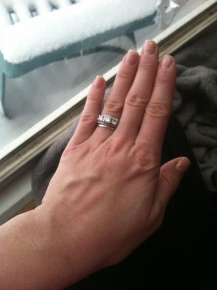 Ive Always Been So Jealous Of The Pretty Pictures Natural Nails And Rings I Dont Know Why But It Just Seems Classic To Me Have Mine