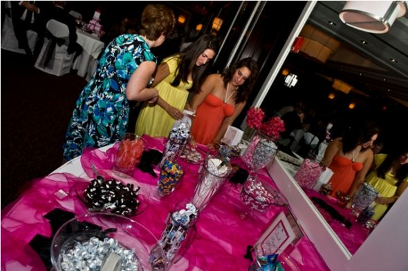 Candy Buffet wedding candy buffet candy car D70 0150