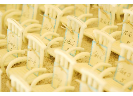 Unique Way to display seating cards wedding Placecardsbl1