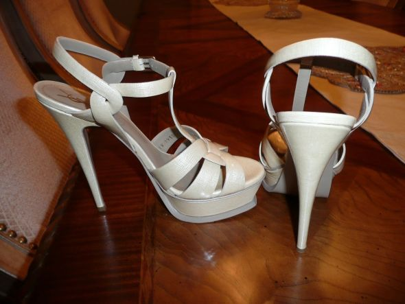 Saint Lau Ysl Com Tribute Sandals As Wedding Shoes