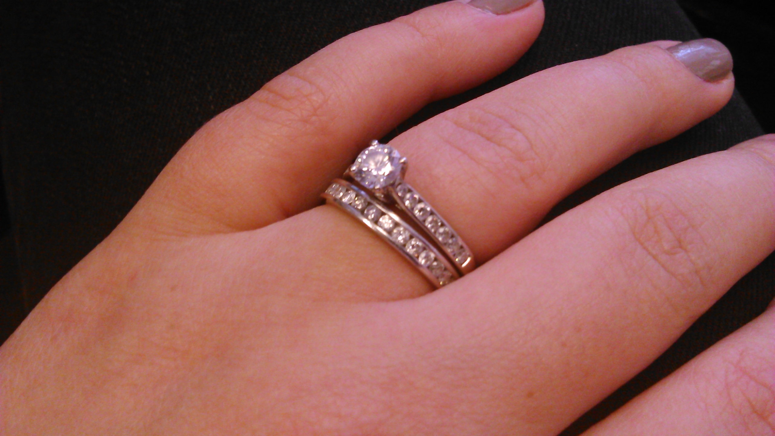 engagement dollar rings gallery solitaire wedding of ring awesome