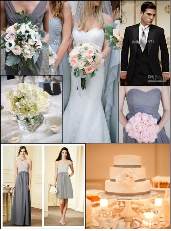 My Wedding Color Scheme!